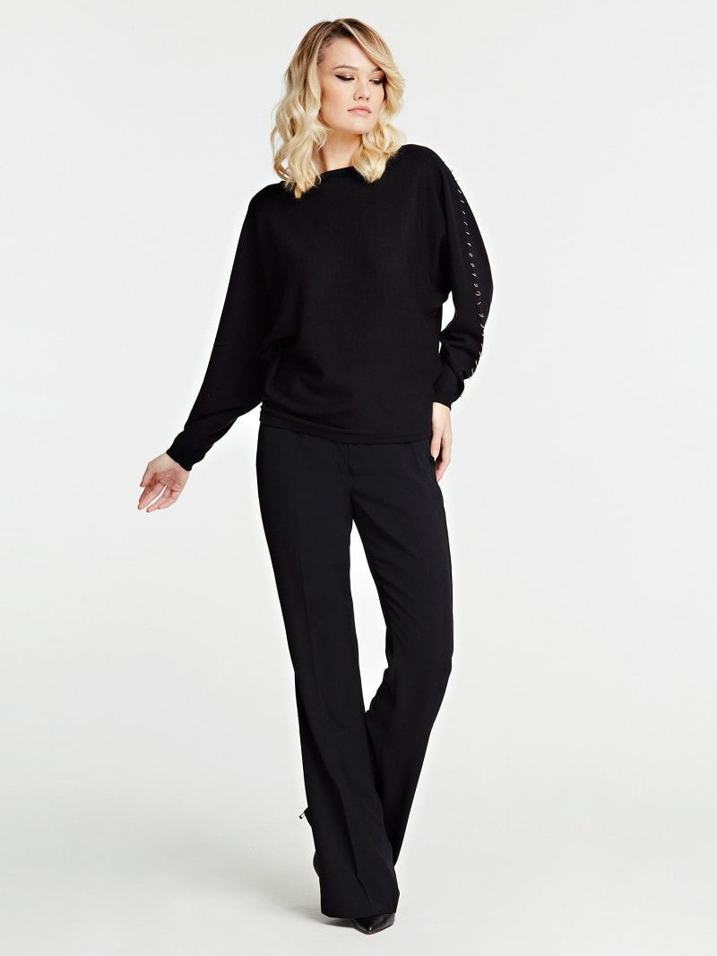 MARCIANO WOOL SWEATER image number 1