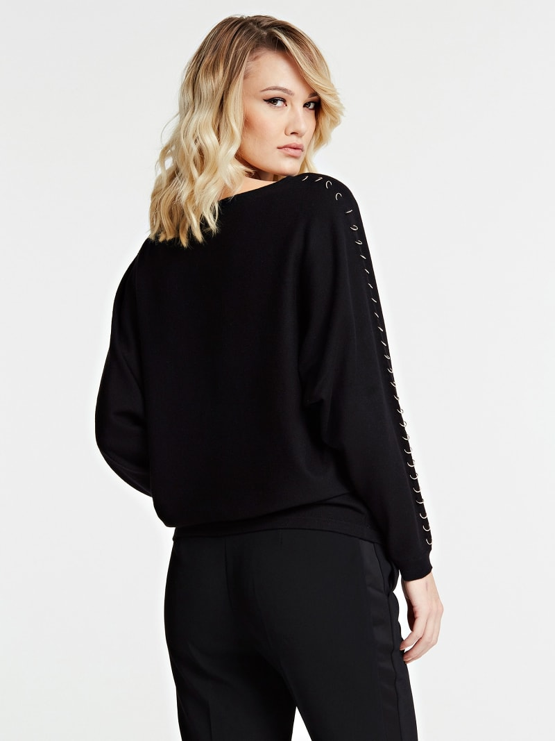 MARCIANO WOOL SWEATER image number 2