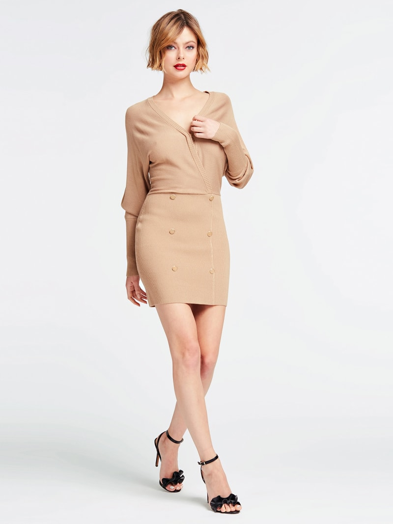 MARCIANO KNIT DRESS image number 0