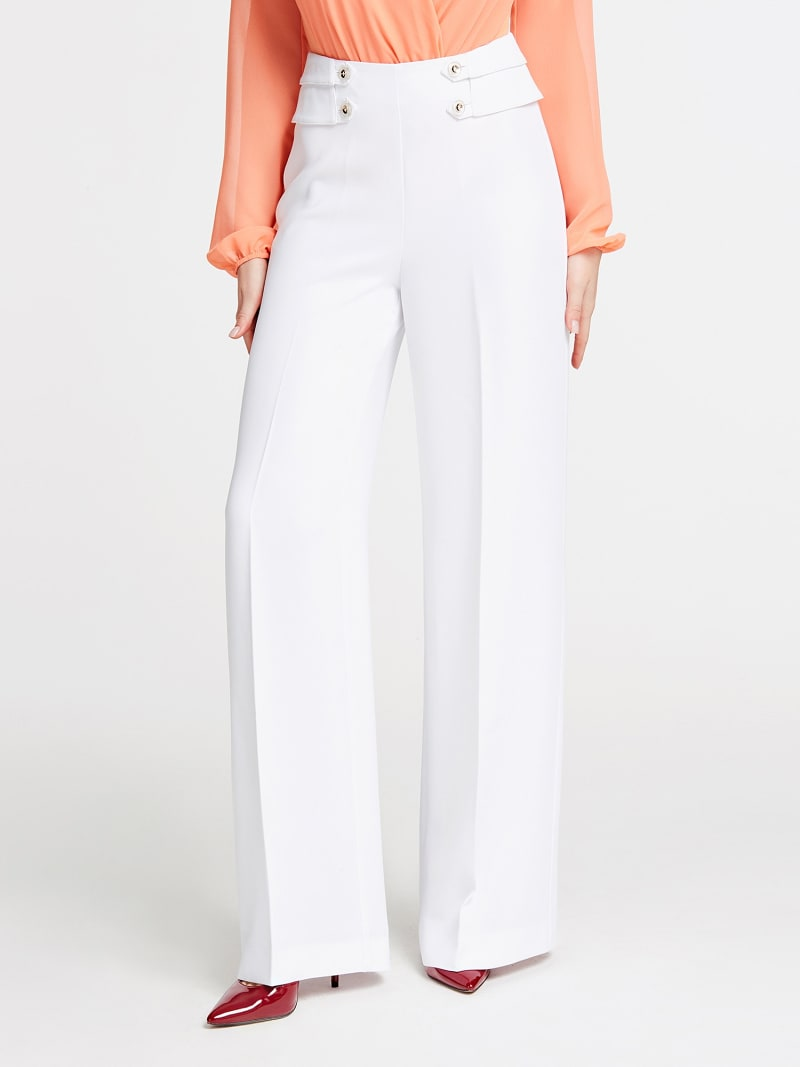 MARCIANO PANTS BUTTONS image number 0