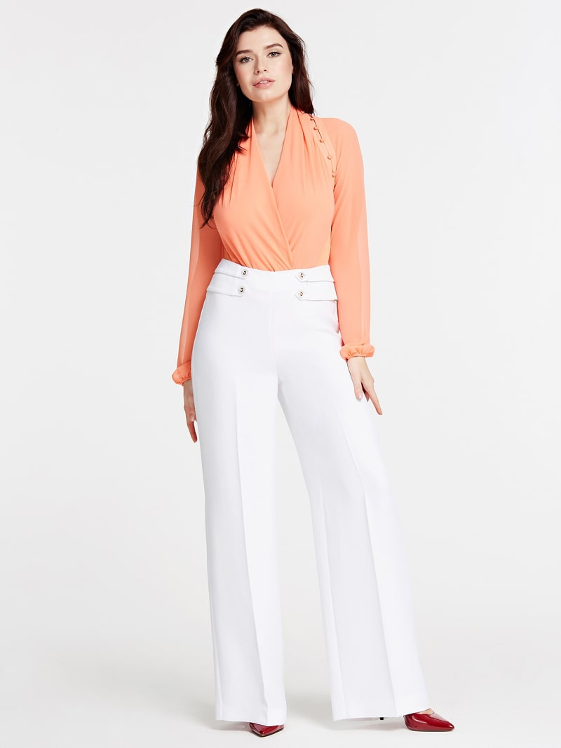 MARCIANO PANTS BUTTONS image number 1