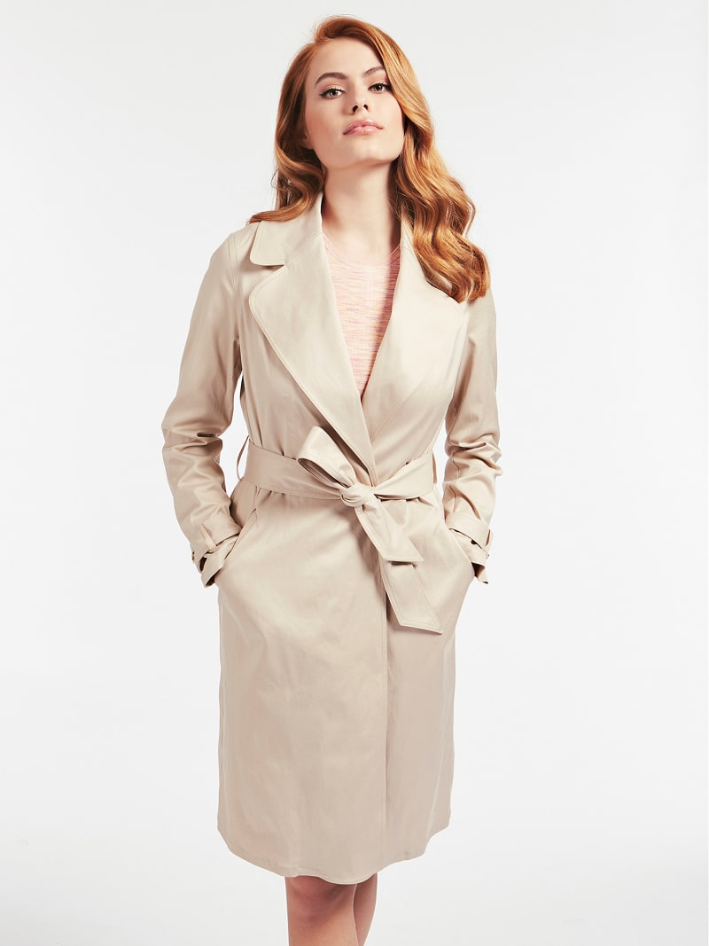 MARCIANO TRENCHCOAT RIEM image number 0