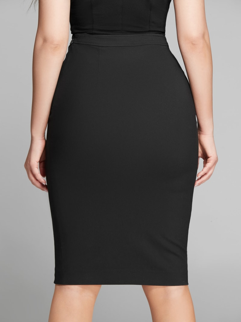 MARCIANO MIDI SKIRT image number 3