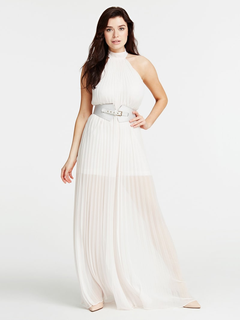 MARCIANO BELTED JUMPSUIT  image number 0