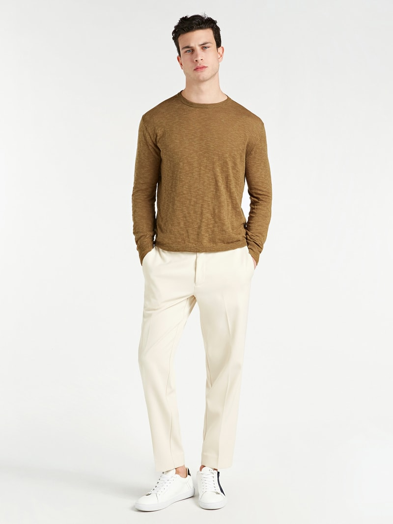 MARCIANO SLIM FIT PANT image number 1