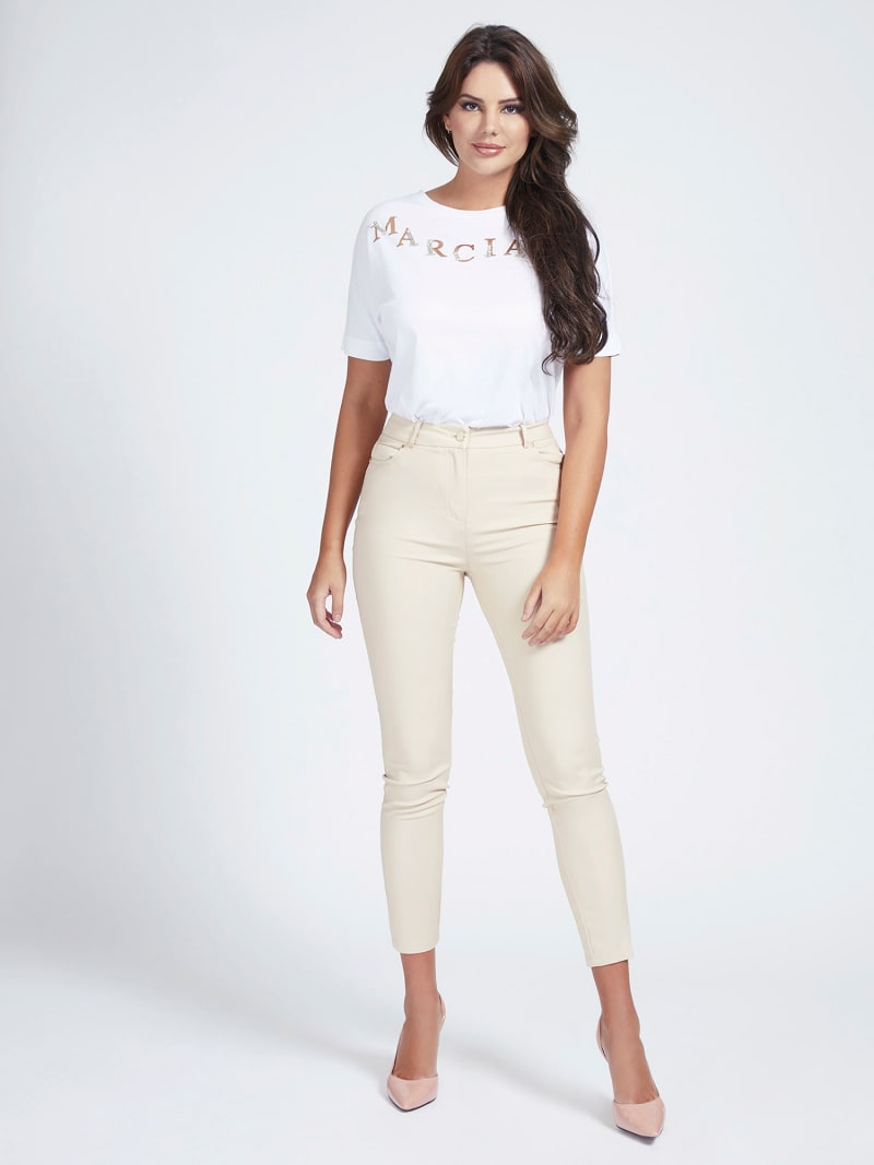 MARCIANO SKINNY FIT PANT image number 1