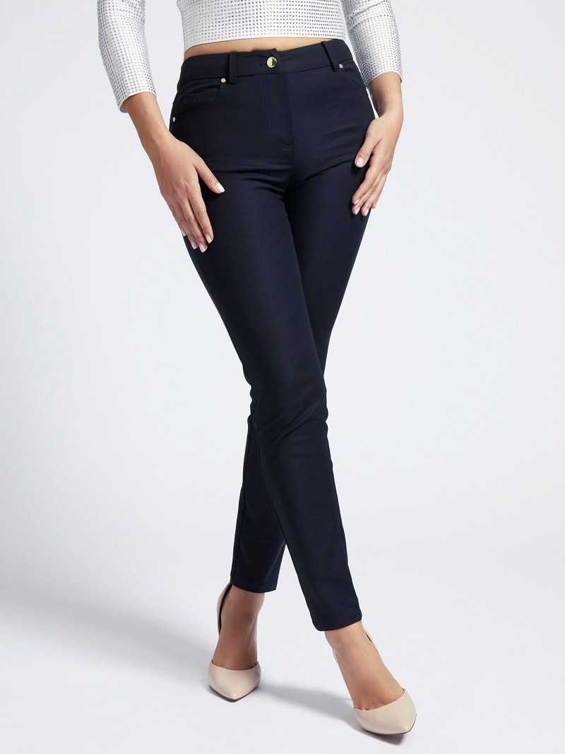 MARCIANO SKINNY FIT PANT image number 0