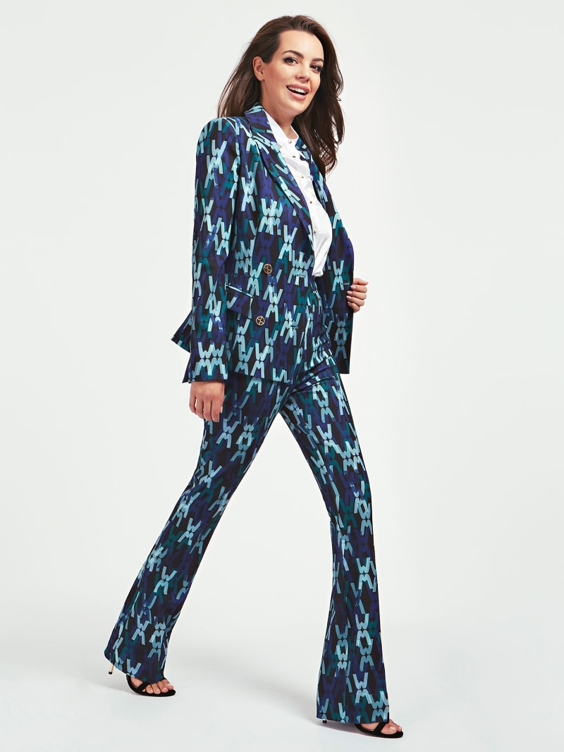 MARCIANO BROEK PRINT ALL-OVER image number 1