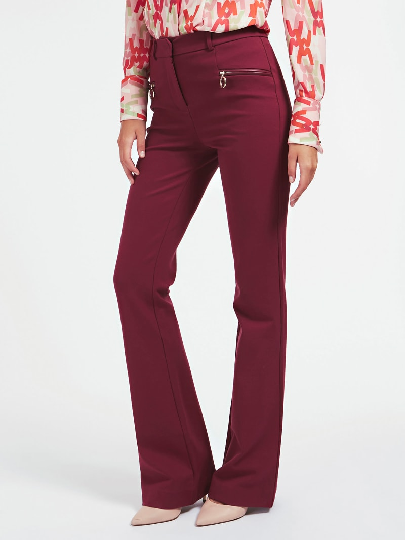 MARCIANO PONTE KNIT PANT image number 0