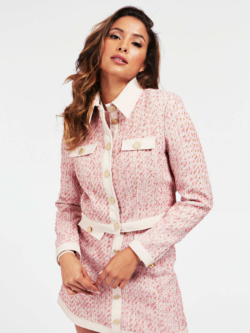 VESTE TISSU BOUCLE MARCIANO image number 0