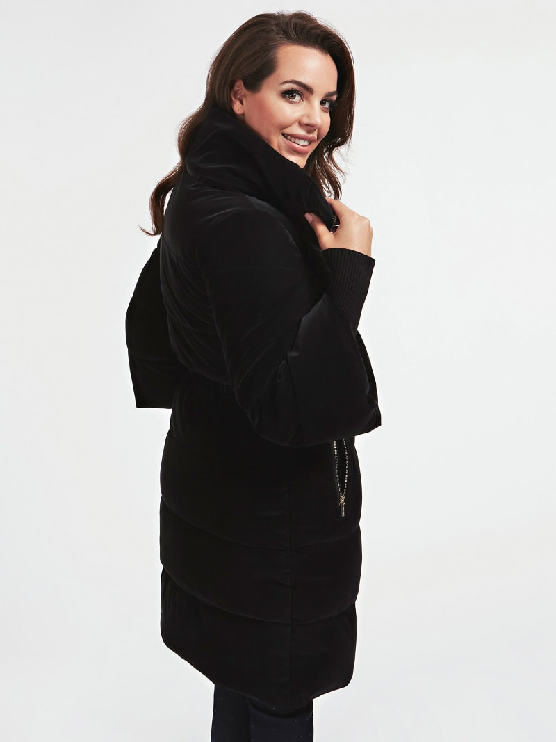 MARCIANO BELTED PUFFER image number 2