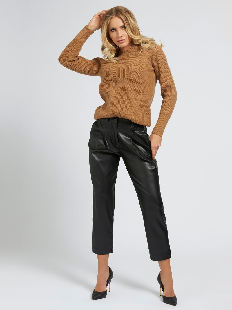 MARCIANO WOOL BLEND SWEATER image number 1
