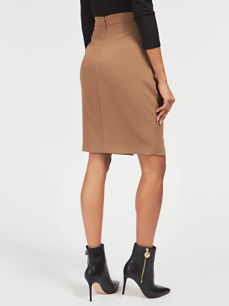 MARCIANO BUCKLE SKIRT image number 2