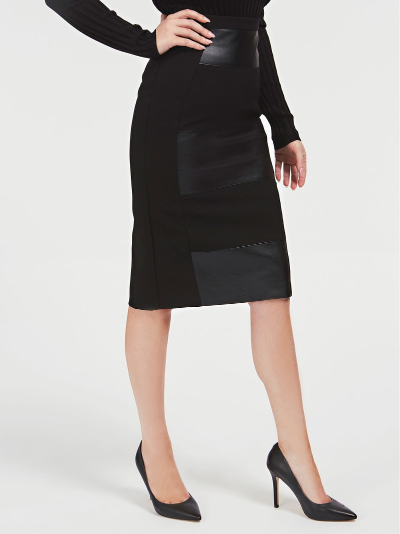 MARCIANO LONGUETTE SKIRT image number 0