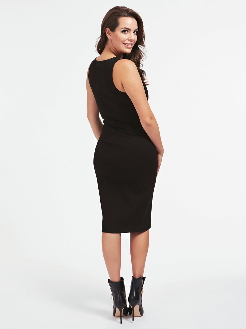 MARCIANO PONTE KNIT DRESS image number 1
