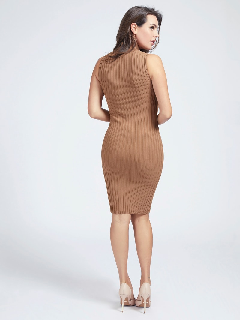 MARCIANO RIB DRESS image number 1