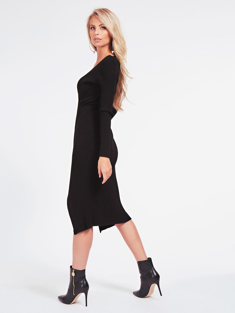 MARCIANO WRAP UP DRESS image number 2