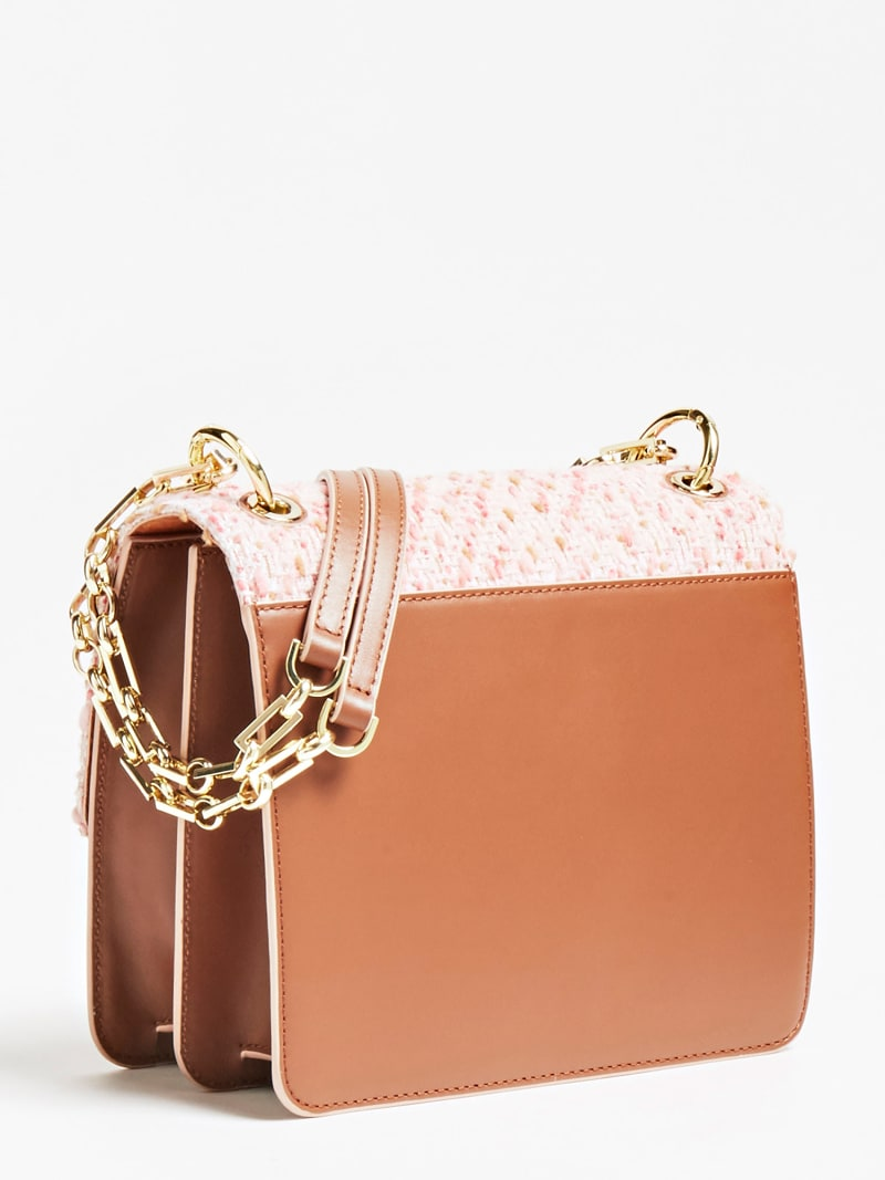 MARCIANO LEATHER CROSSBODY image number 2