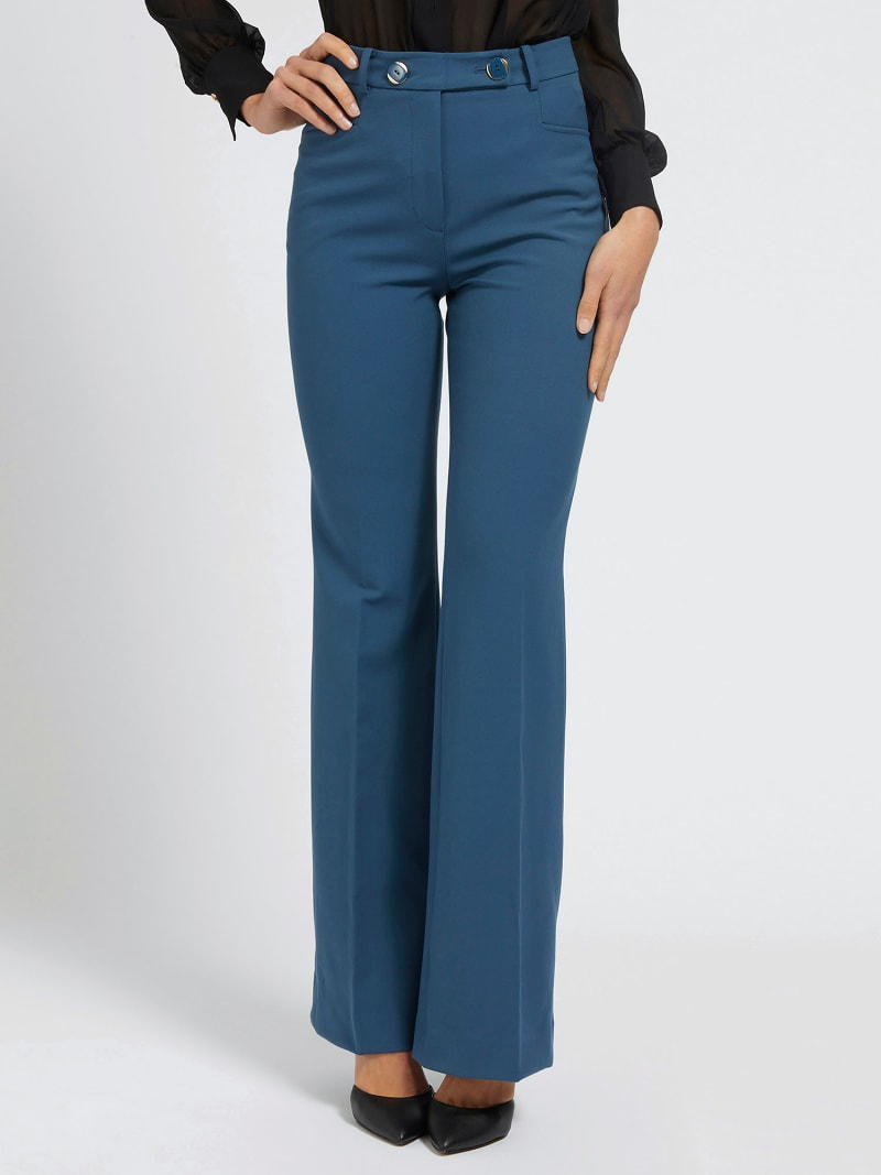 MARCIANO PALAZZO PANTS image number 0