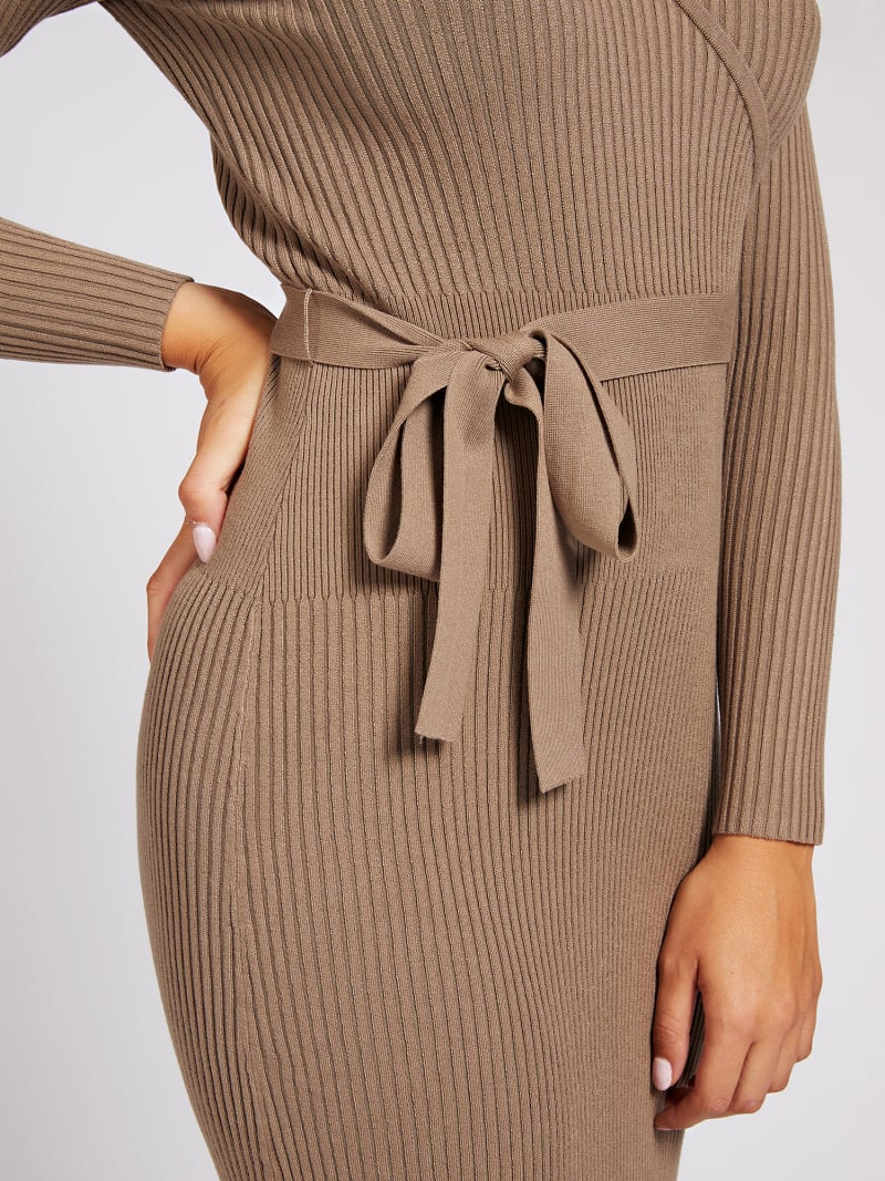 MARCIANO KNIT DRESS image number 2