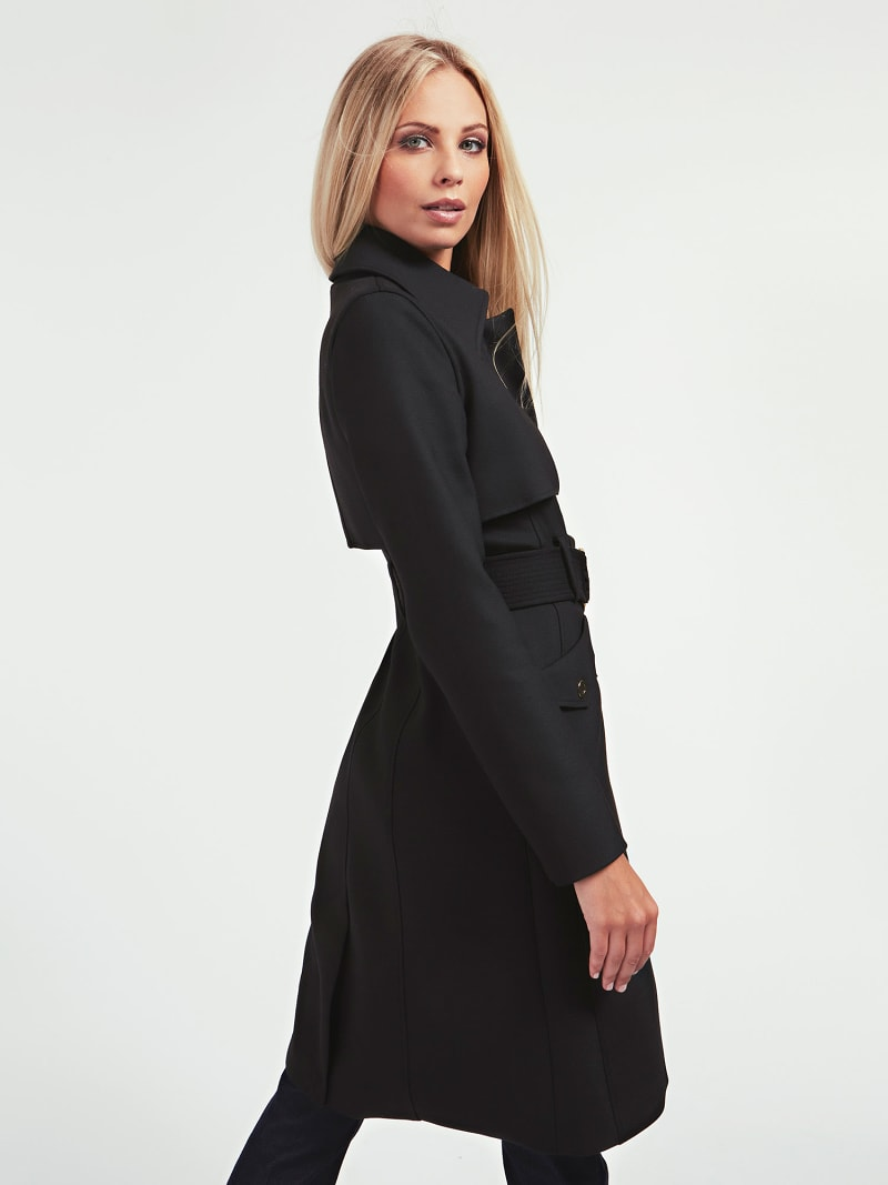 MANTEAU DRILL CEINTURE MARCIANO image number 2