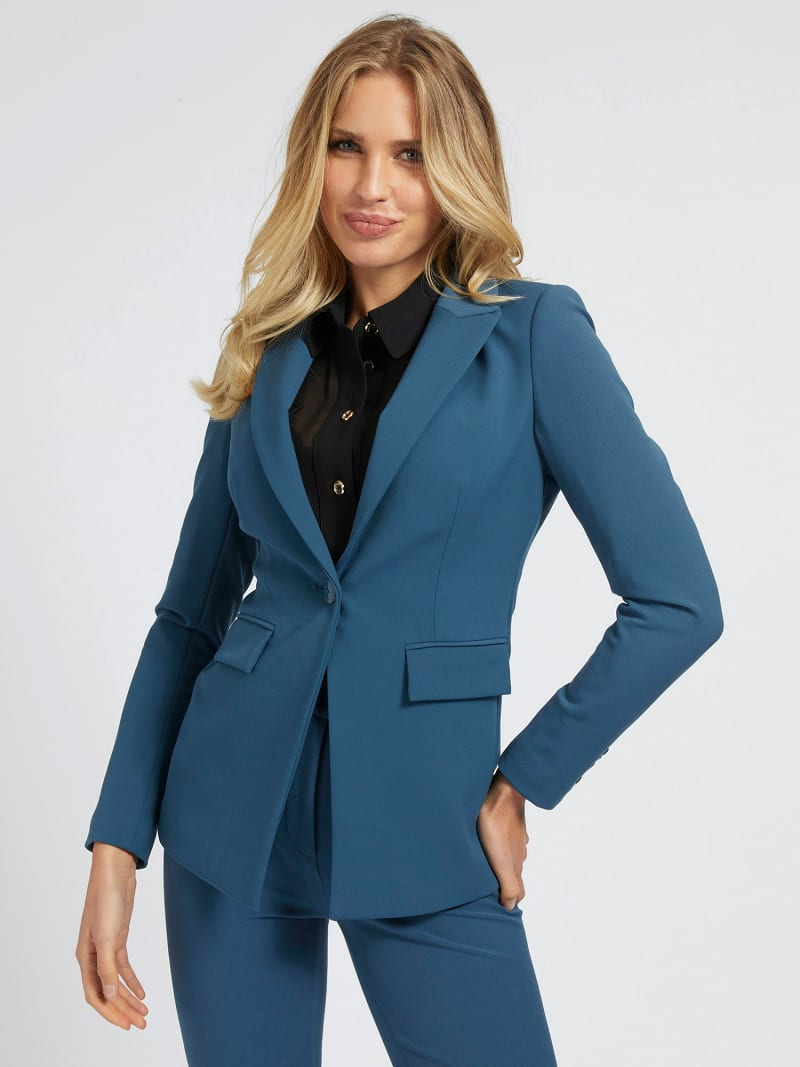MARCIANO BLAZER BUTTON image number 0