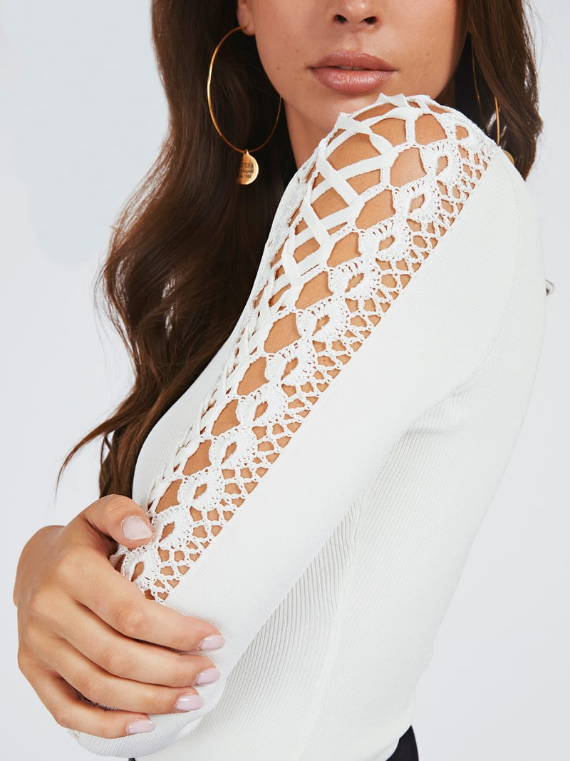 MARCIANO SWEATER CUT-OUTS image number 3