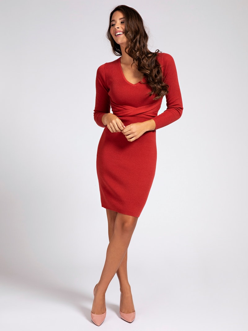 MARCIANO KNIT DRESS image number 1