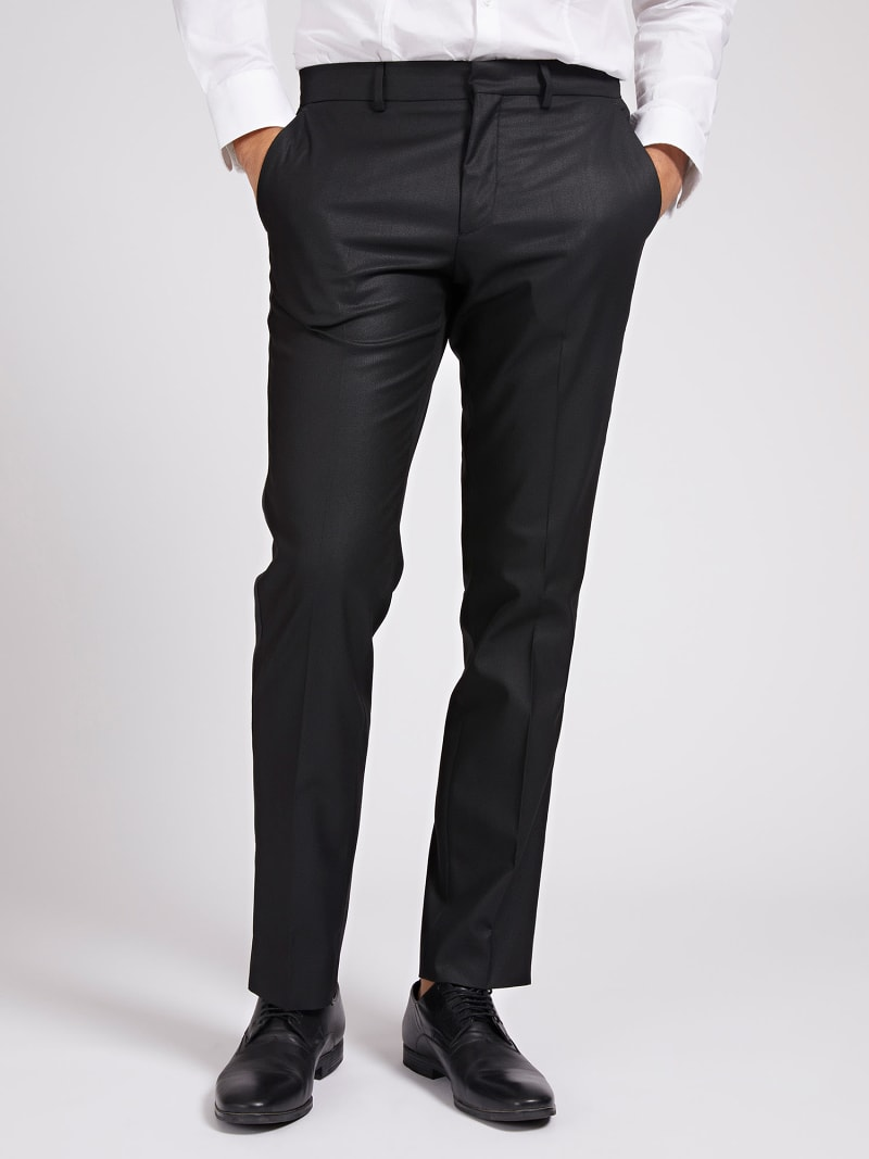 PANTALON SMOCKING SLIM MARCIANO image number 0