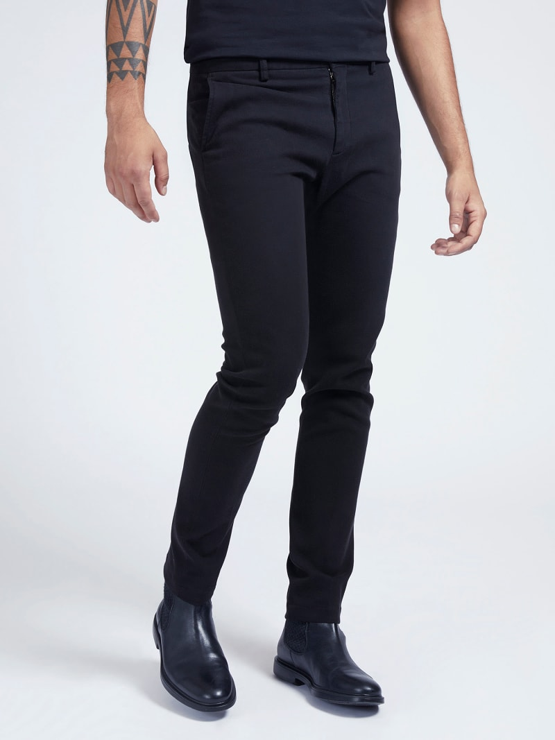 MARCIANO SLIM FIT PANTS image number 0