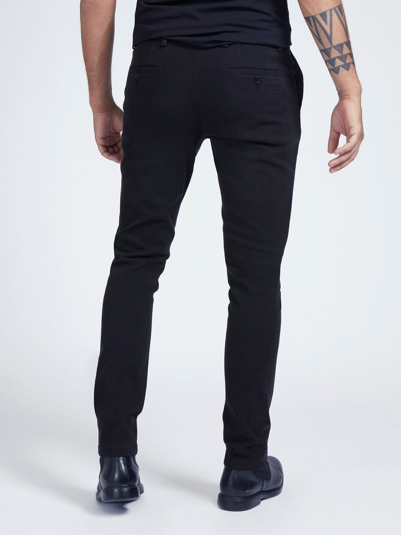MARCIANO SLIM FIT PANTS image number 2