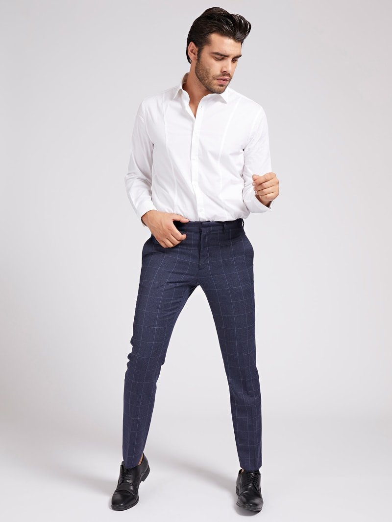MARCIANO PRINCE OF WALES BROEK image number 1