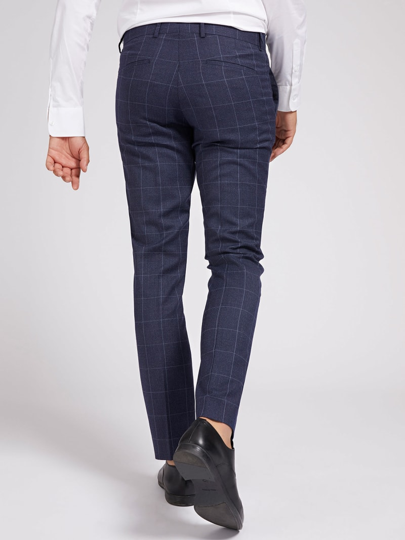 MARCIANO PRINCE OF WALES BROEK image number 2