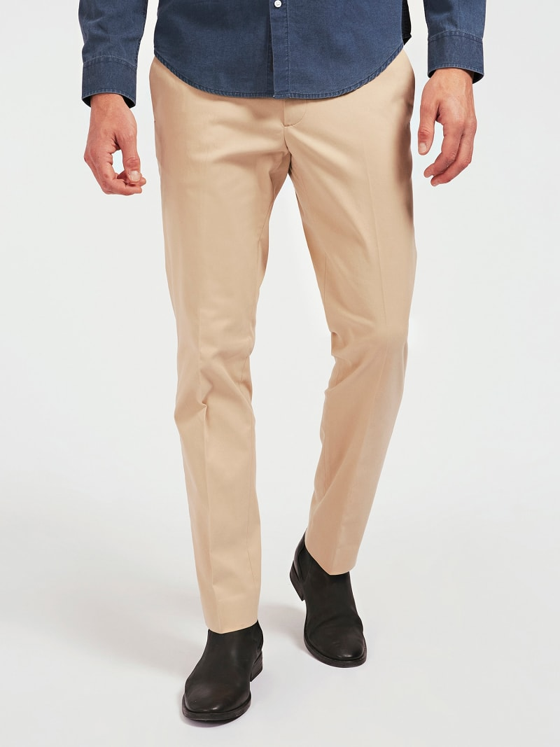 PANTALONE CLASSICI MARCIANO image number 0