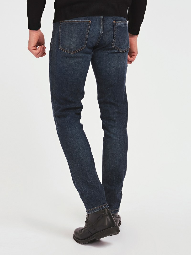 MARCIANO SLIM FIT DENIM PANT image number 2