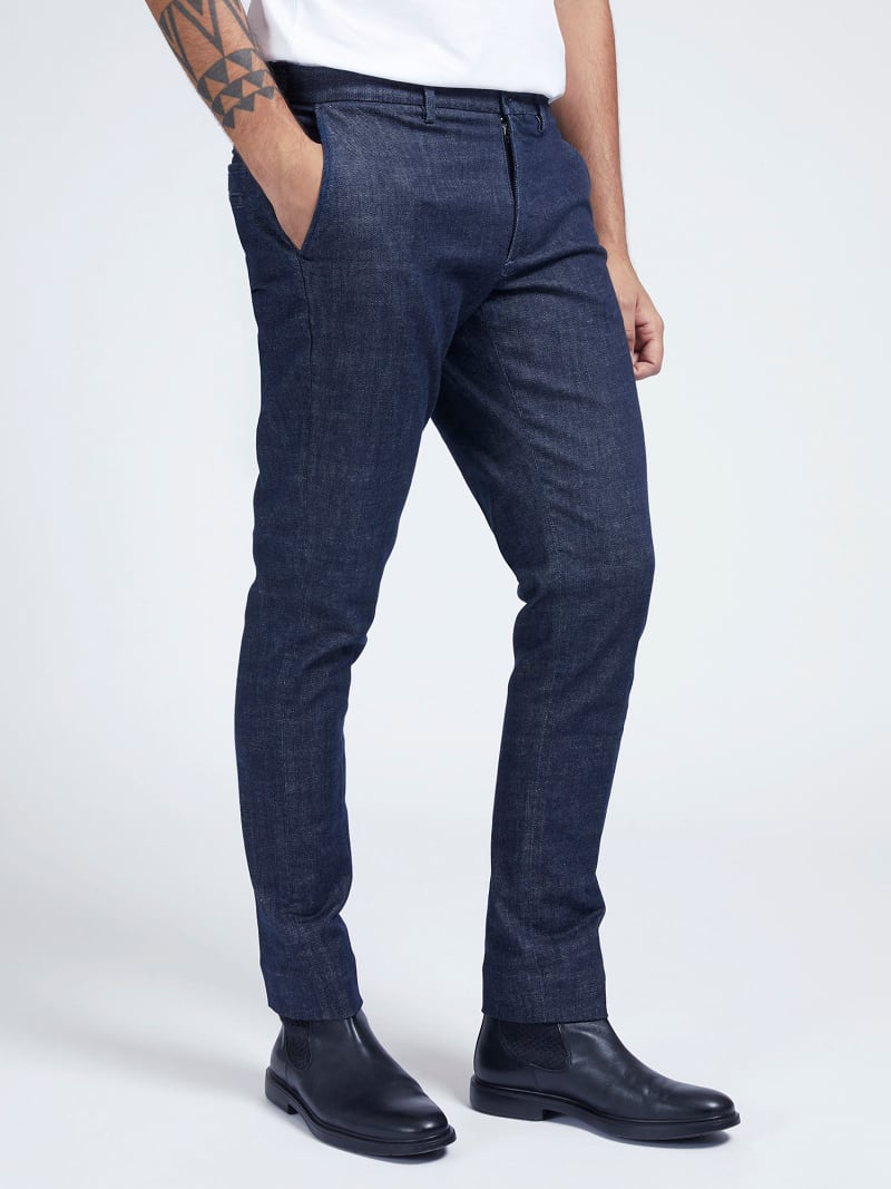 MARCIANO HOSE DENIM image number 0