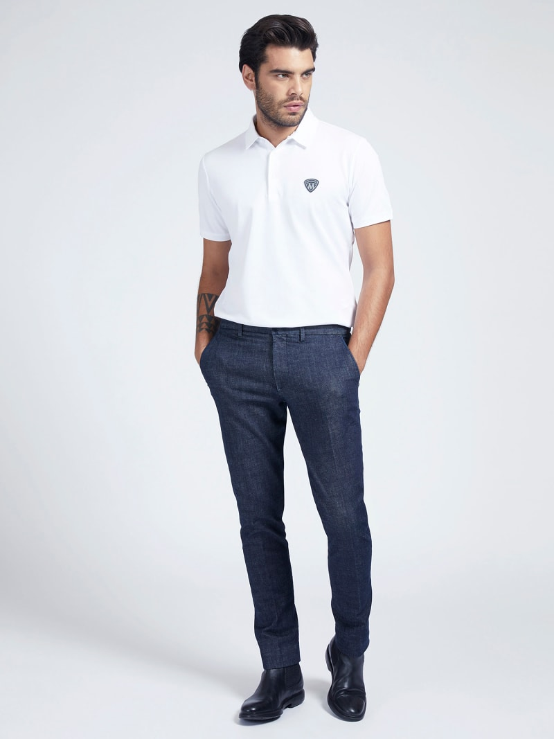 MARCIANO HOSE DENIM image number 1