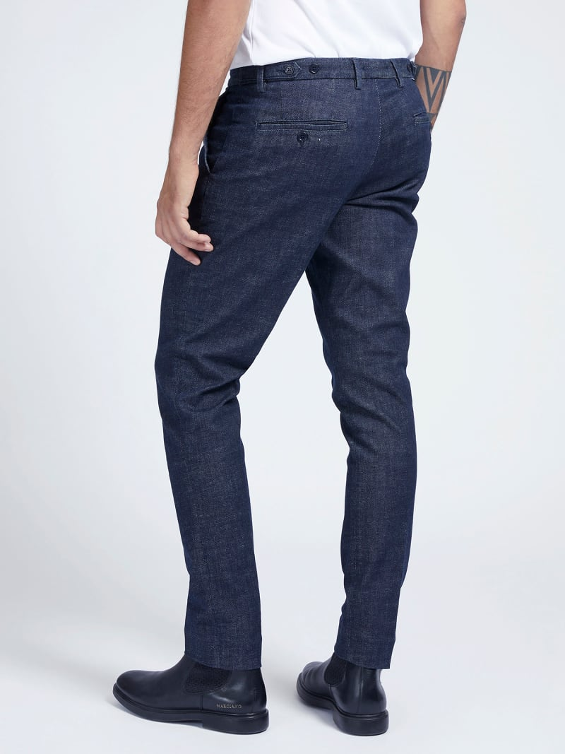 MARCIANO HOSE DENIM image number 2