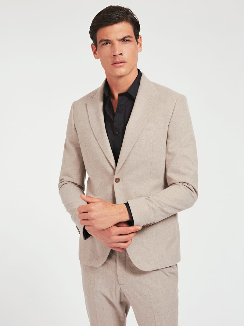 BLAZER CHINE MARCIANO image number 0