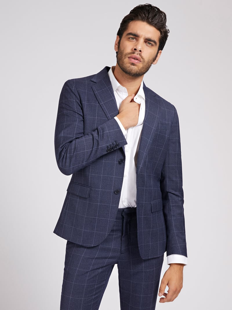 MARCIANO BLAZER GLENCHECK image number 0