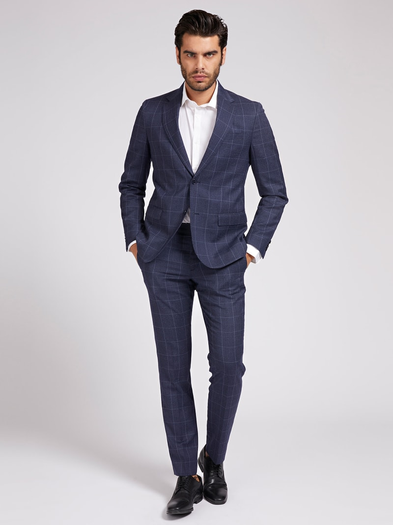 MARCIANO BLAZER GLENCHECK image number 1