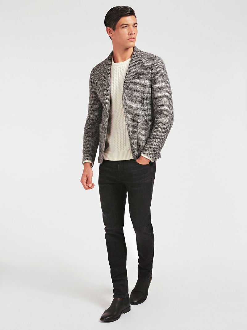 MARCIANO WOOL  BLAZER image number 1