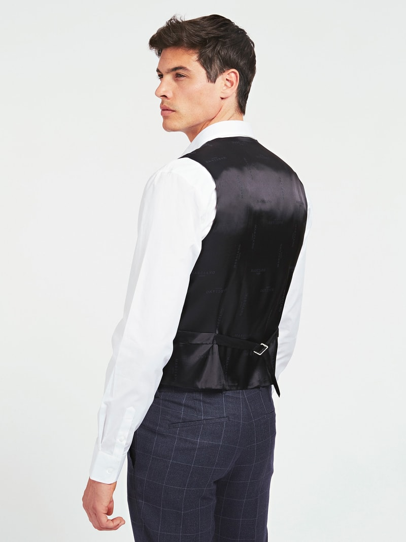 MARCIANO PRINCE OF WALES VEST image number 2