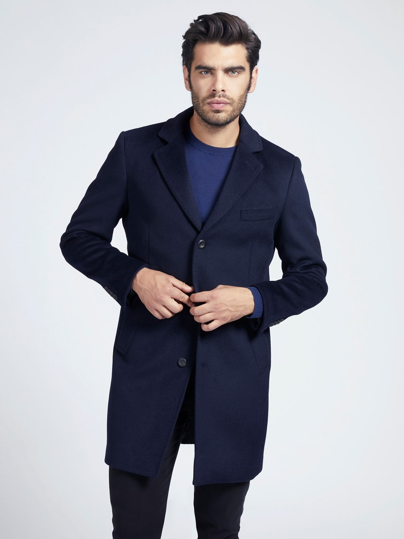 MARCIANO WOOL BLEND COAT image number 0