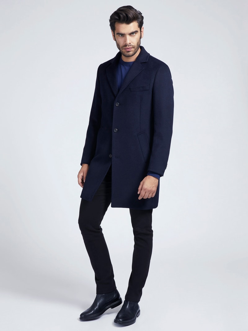 MARCIANO WOOL BLEND COAT image number 1