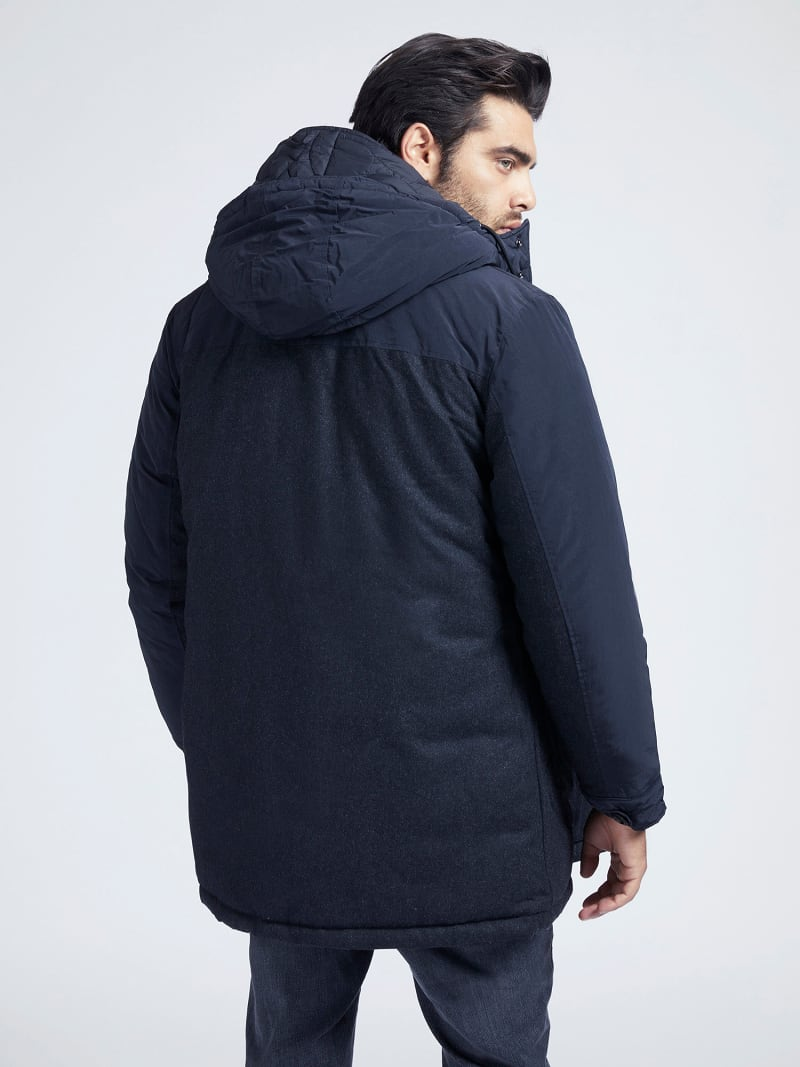 MARCIANO PARKA WOLLMISCHGEWEBE image number 2