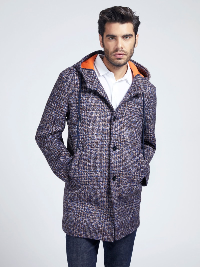 PARKA NEOPRENE MARCIANO image number 0