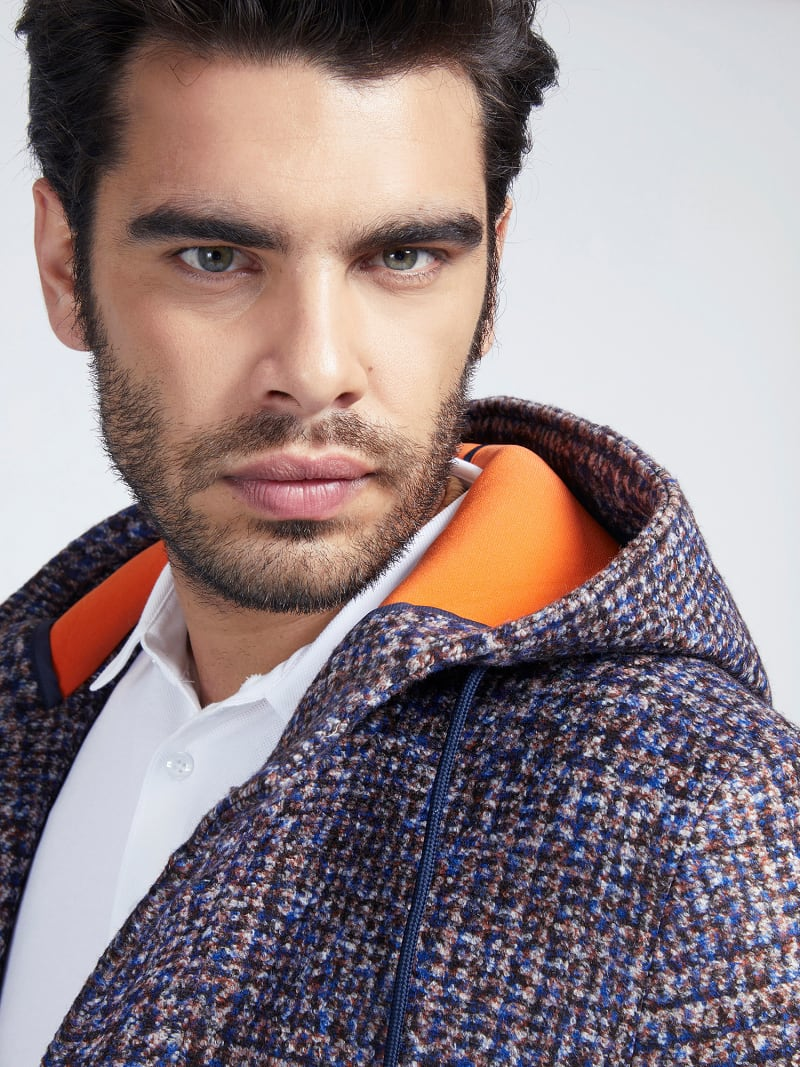 PARKA NEOPRENE MARCIANO image number 3