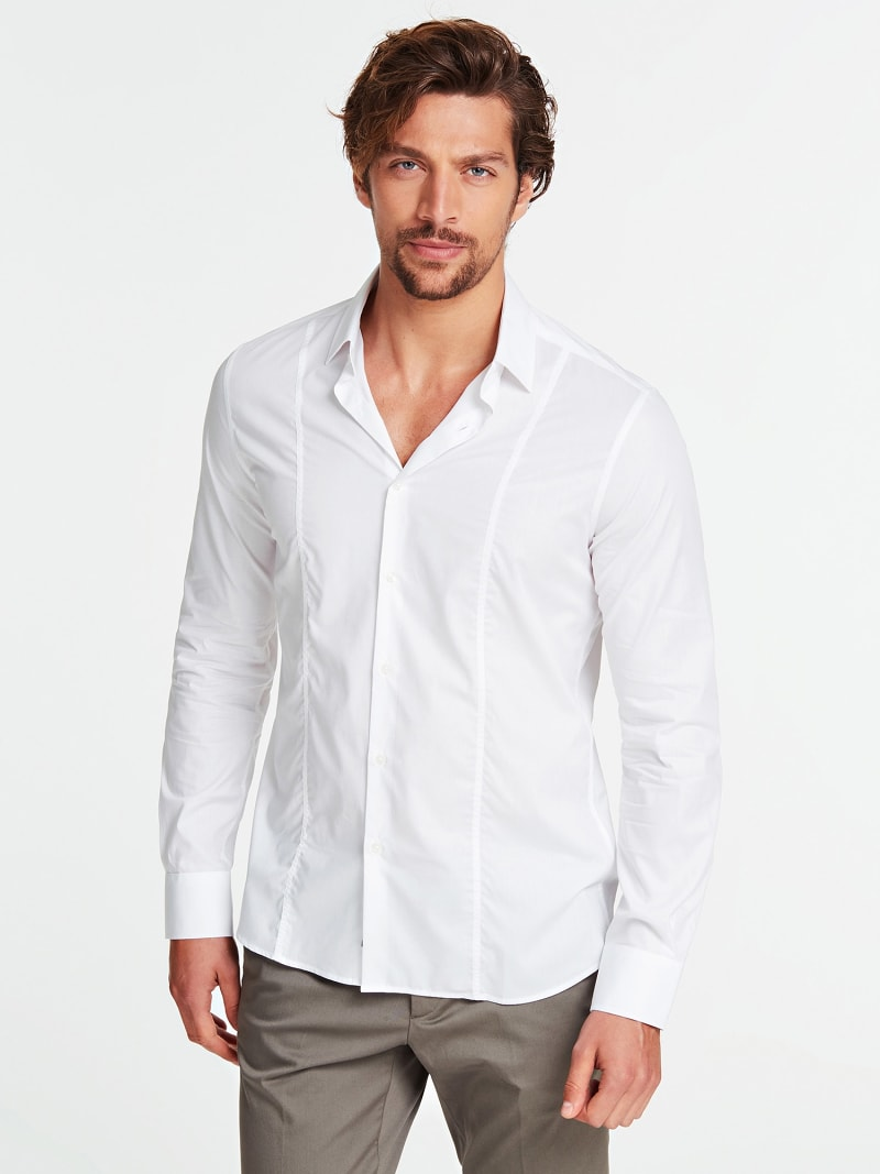 CHEMISE POPELINE MARCIANO image number 0