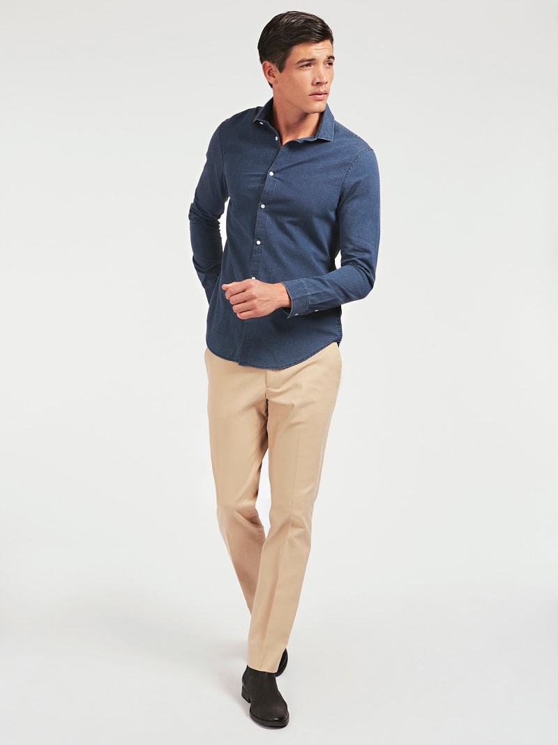 MARCIANO DENIM SHIRT image number 1